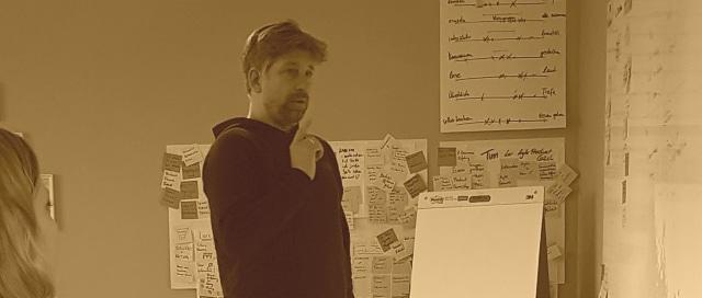 Markus Andrezak im Gespräch zur Product Owner Rolle