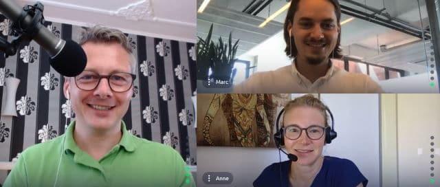 Gespräch mit Anne Maxminer und Marc-André Rödder