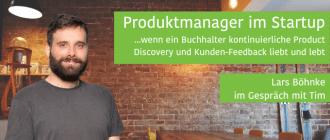 Produktmanager im Startup